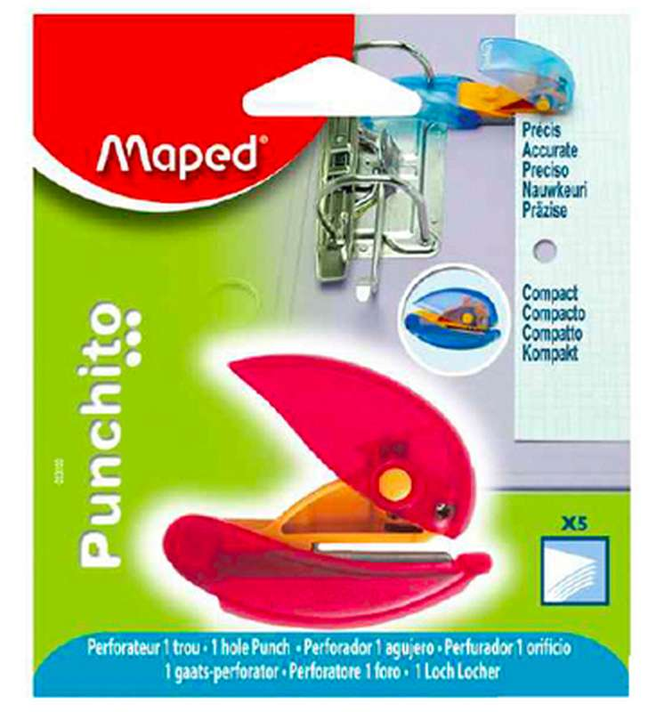 Perforateur Punchito 1 trou, Maped