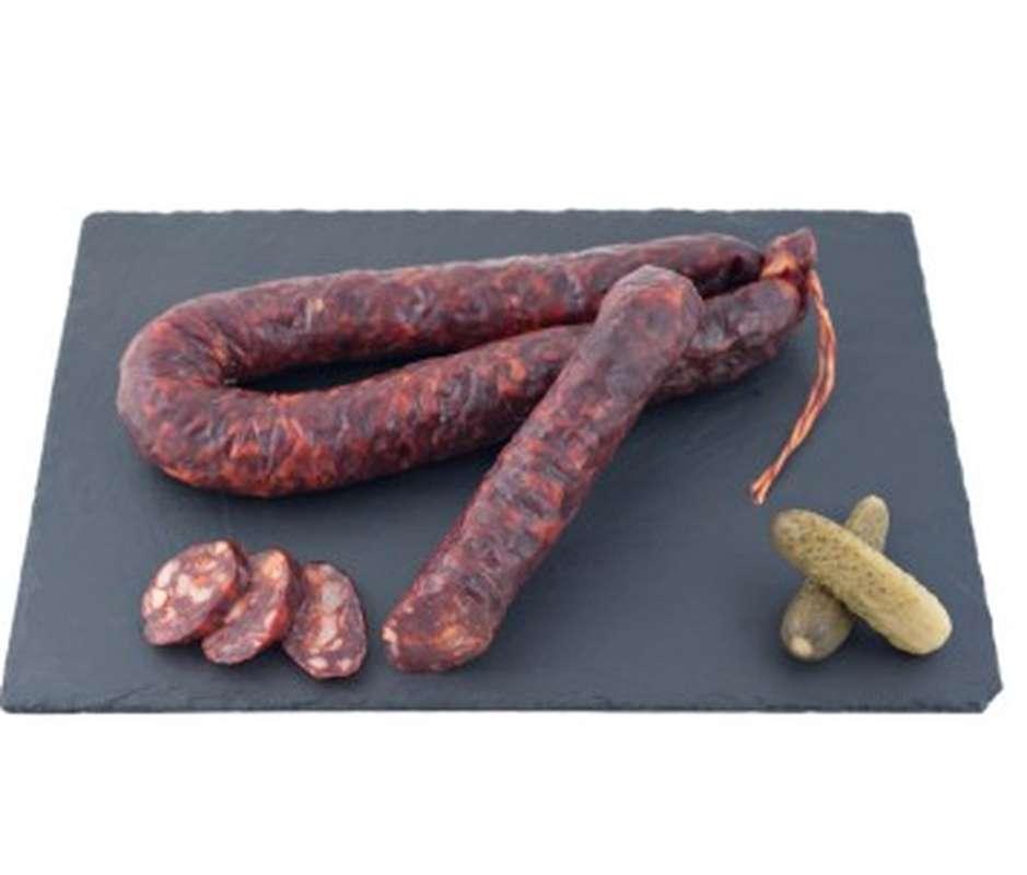 Saucisson de chorizo, Maison Conquet (environ 350 - 400 g)