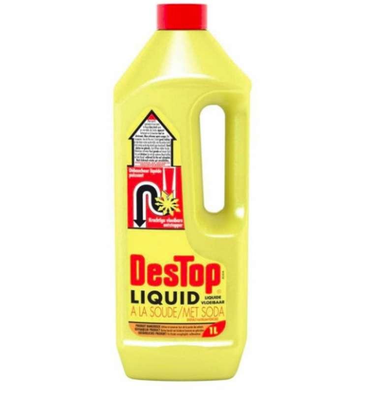 Liquide R682 à la soude, Destop (1 L)