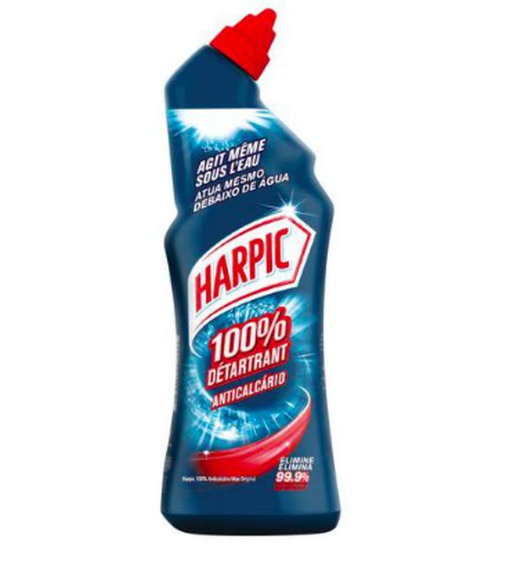 Gel 100% détartrant, Harpic (750 ml)