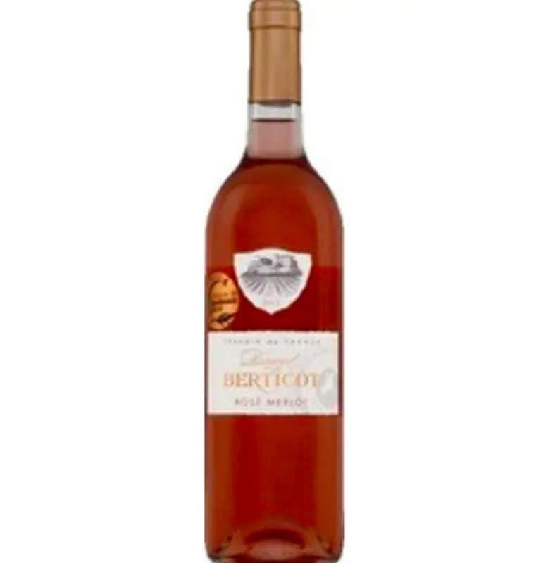 Rosé Daguet de Berticot Igp Atlantique 2019 (75 cl)