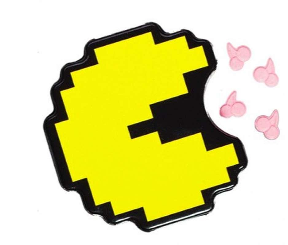 Bonbons cerise, Pac Man (28 g)