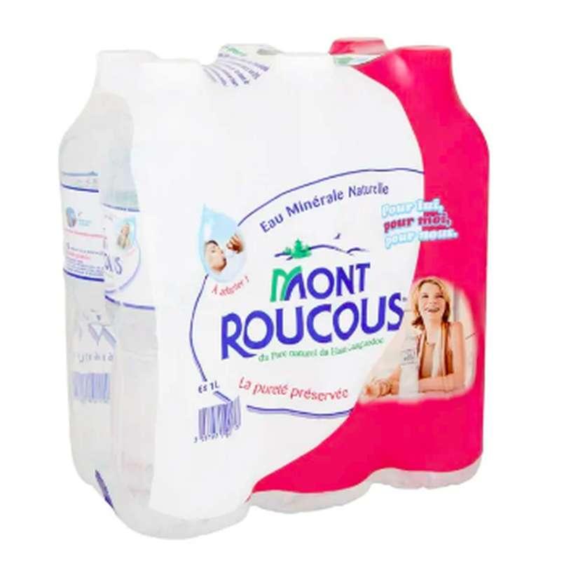 Pack de Mont Roucous (6 x 1 L)
