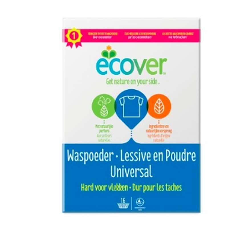 Lessive en poudre universelle, Ecover (1.2 kg)