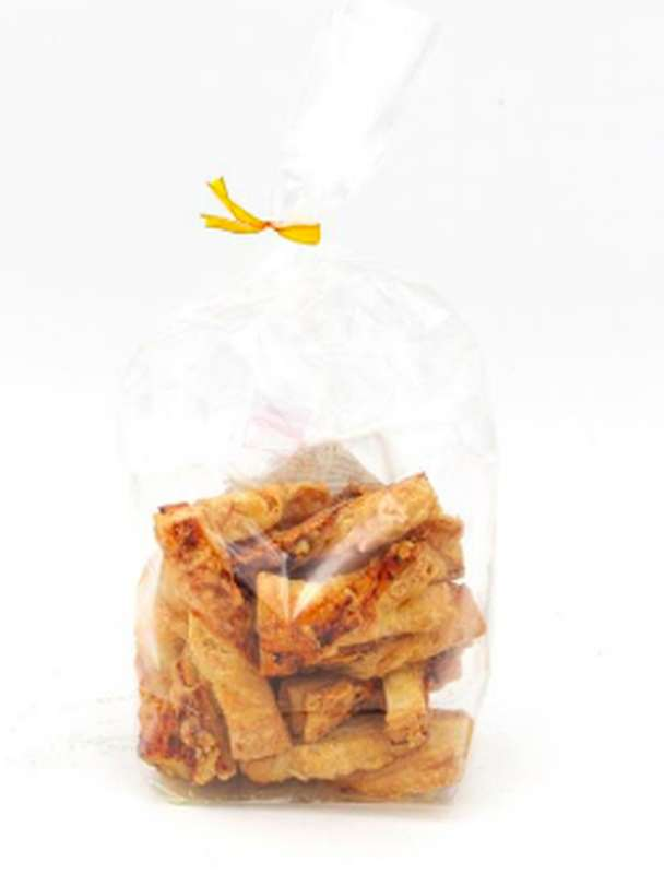 Torsade parmigiano et moutarde, Beillevaire (75 g)