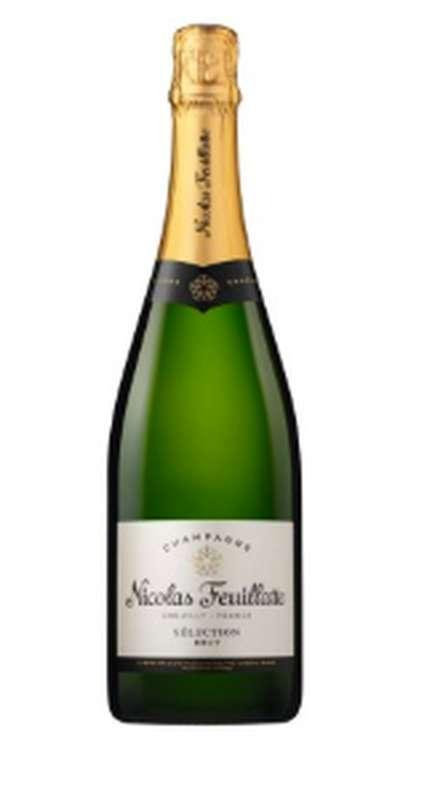 Champagne brut, Nicolas Feuillatte (75 cl)