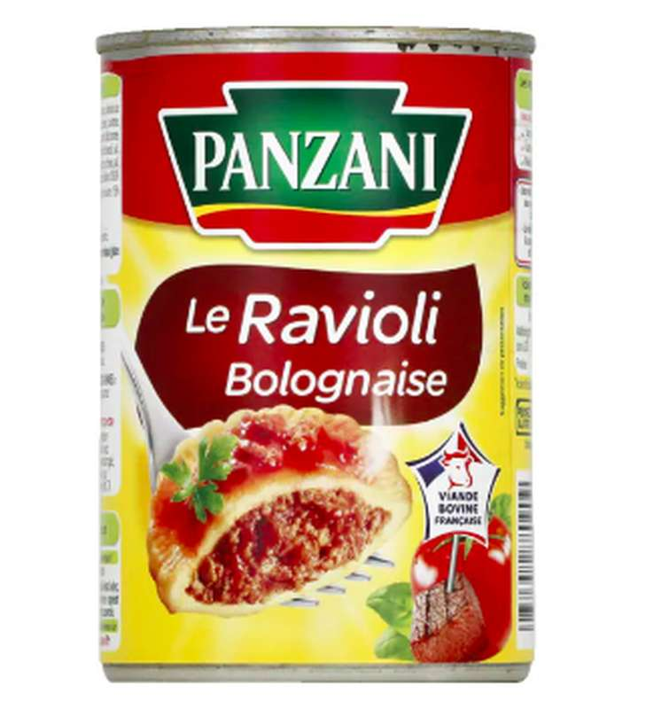 Ravioli Bolognaise, Panzani (400 g)