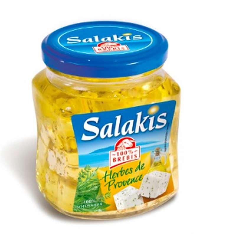 Fromage de brebis herbes de Provence, Salakis (300 g)