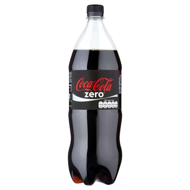 Coca-Cola Zéro (1.25 L)