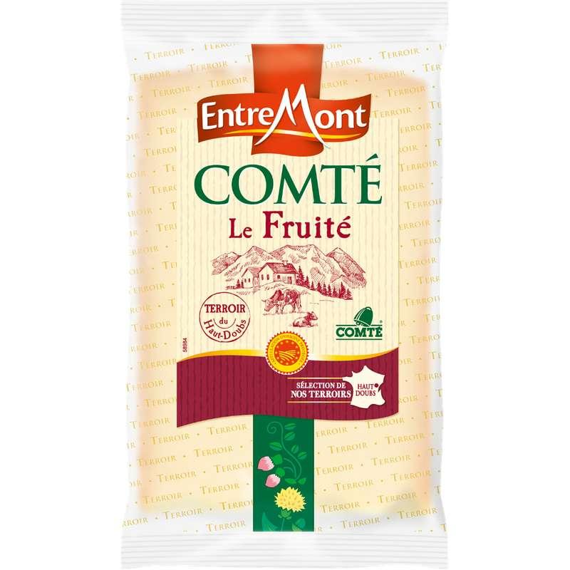 Comté au lait cru Le Fruité AOP, Entremont (200 g)