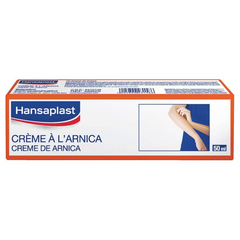 Crème à l'arnica, Hansaplast (50 ml)