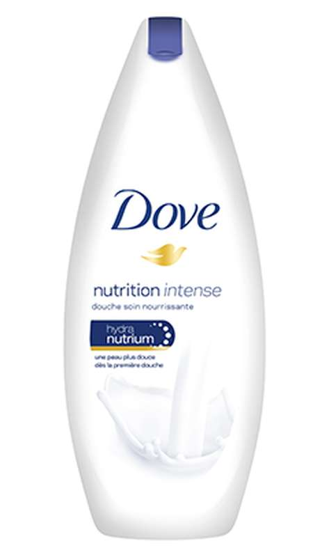 Gel douche nutrition intense, Dove (250 ml)
