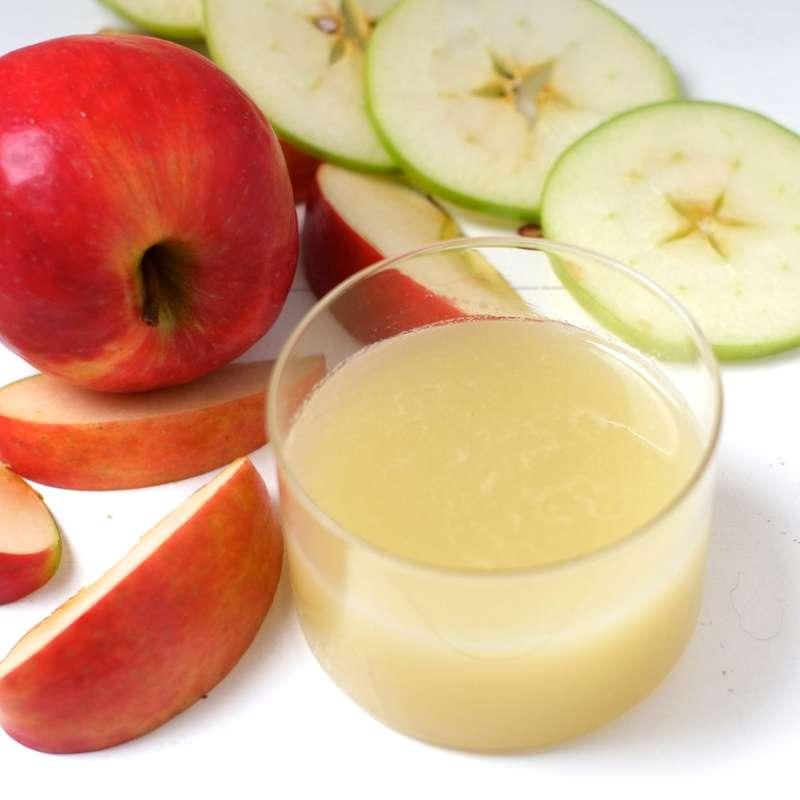 Jus frais de pomme maison (25 cl)