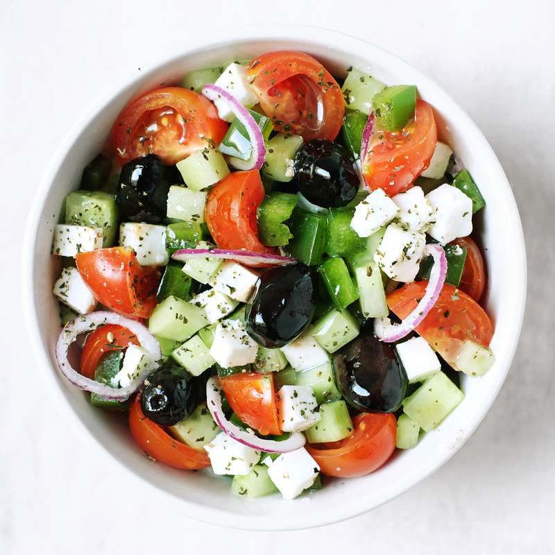 Petite Salade Grecque
