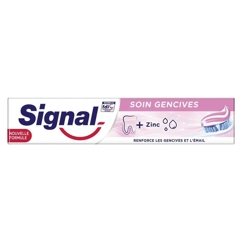 Dentifrice Soin Gencives, Signal (75 ml)