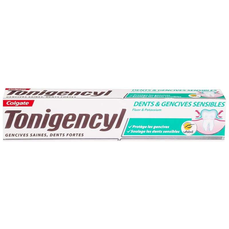 Dentifrice dents sensibles, Tonigencyl (75 ml)