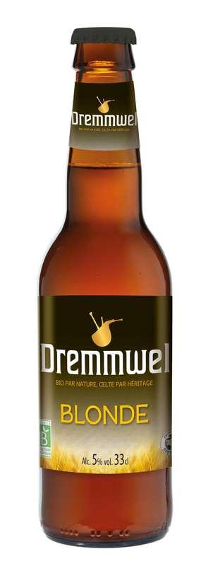 Bière Dremmwel blonde BIO (25 cl)