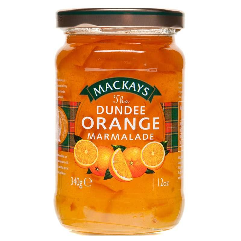 Marmelade Ecossaise à l'orange, Mackays (340 g)
