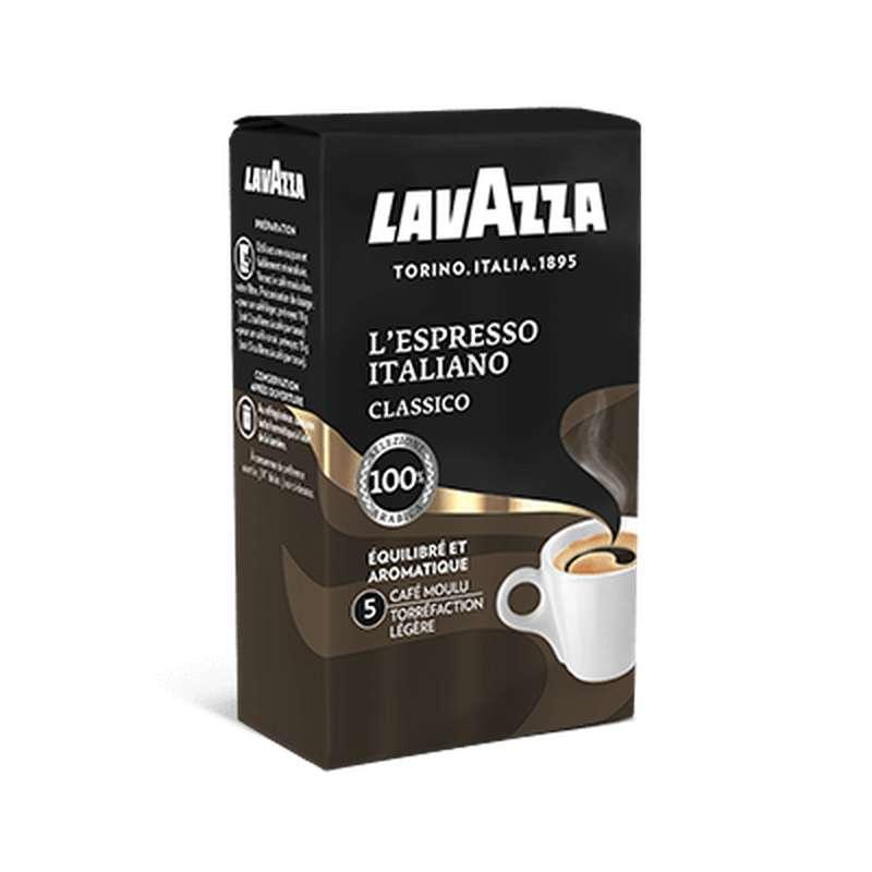 Café moulu l'Espresso Italiano, Lavazza (2 x 250 g)