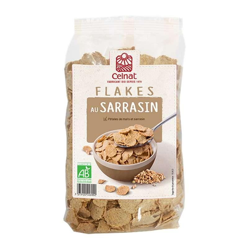 Flakes au sarrasin BIO, Celnat (300 g)