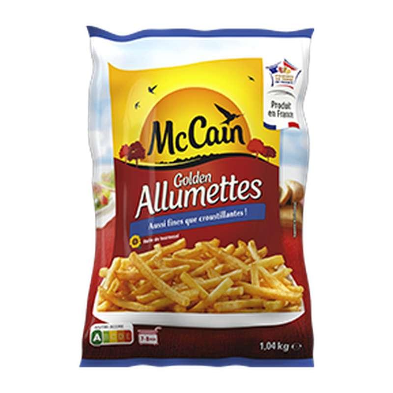 Frites Golden Allumettes, Mc Cain (1.04 kg)