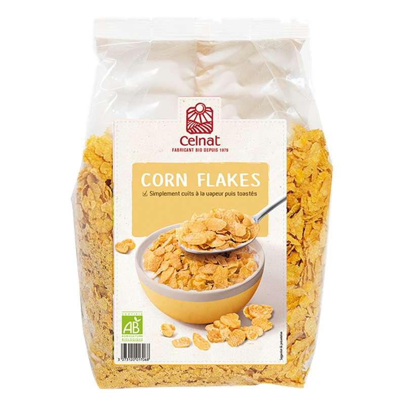 Corn flakes BIO, Celnat (375 g)