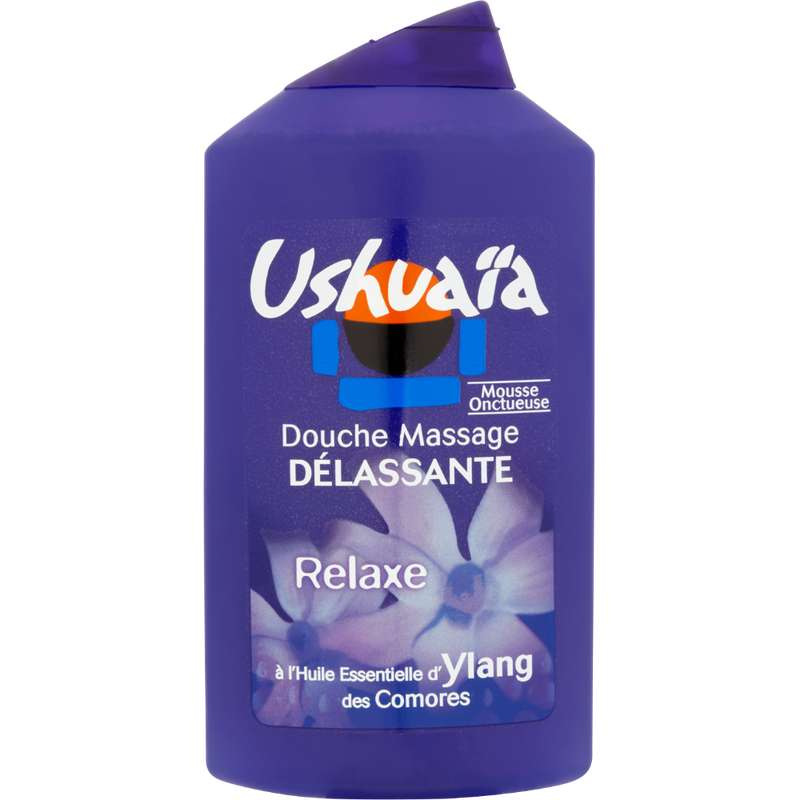 Gel Douche massage Ylang, Ushuaia (250 ml)