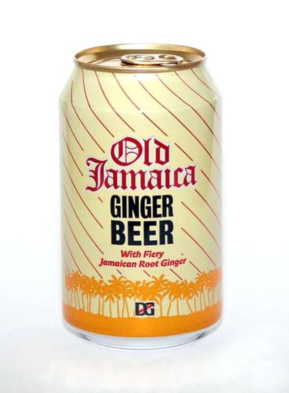 Ginger beer, Old Jamaica (33 cl)