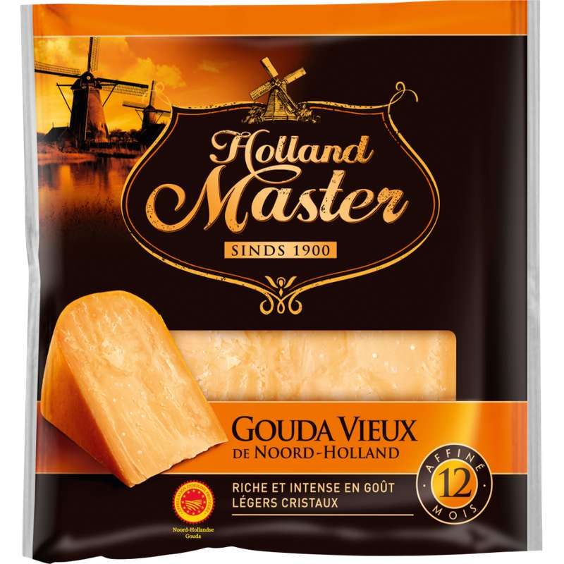 Gouda vieux AOP, Holland Master (200 g)