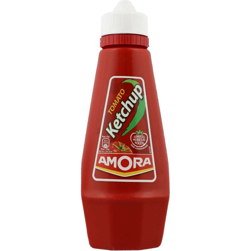 Ketchup Top Up, Amora (300 g)