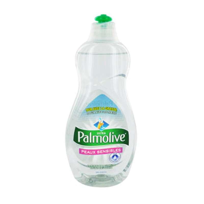Liquide vaisselle pour peaux sensibles, Palmolive (500 ml)
