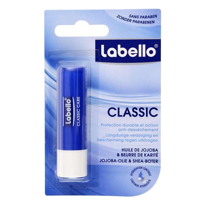 Stick à lèvres Classic, Labello (x 1)