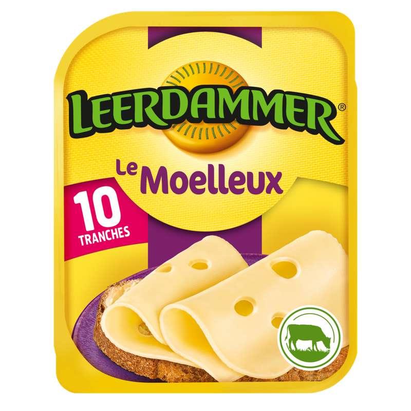 Leerdammer Le Moelleux en tranches (x 10, 250 g)