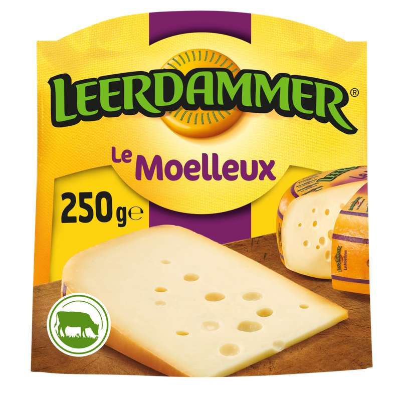 Leerdammer Le Moelleux en bloc (250 g)