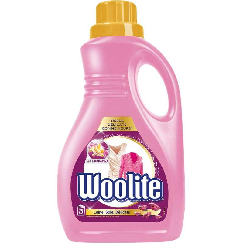 Lessive laine et soie, Woolite (1,5 L)