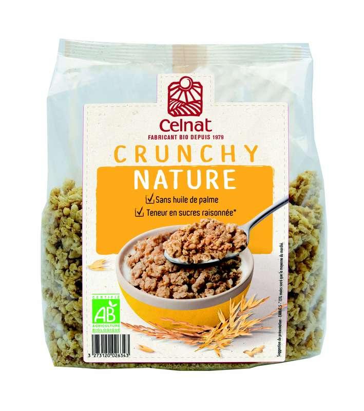 Crunchy nature BIO, Celnat (500 g)