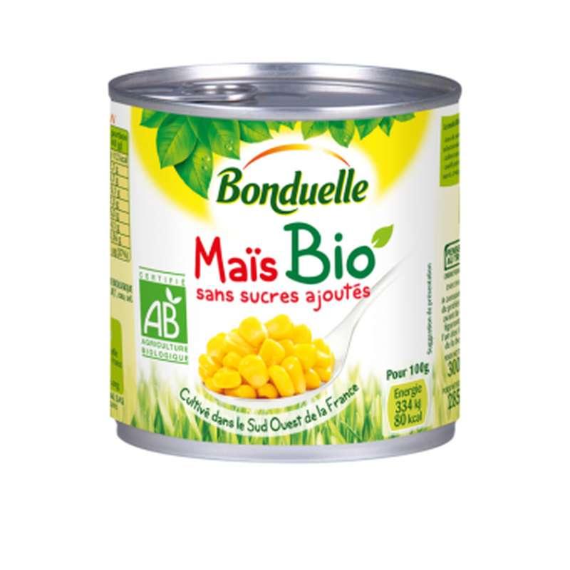 Maïs BIO, Bonduelle (250 g)