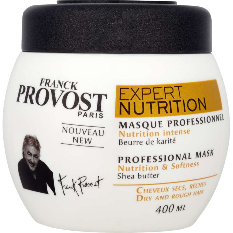 Masque expert nutrition, Franck Provost (400 ml)