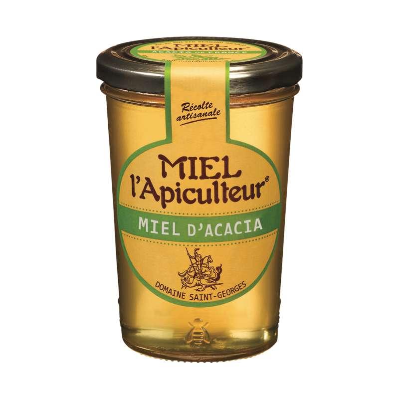 Miel liquide d'Acacia, Miel l'Apiculteur (250 g)
