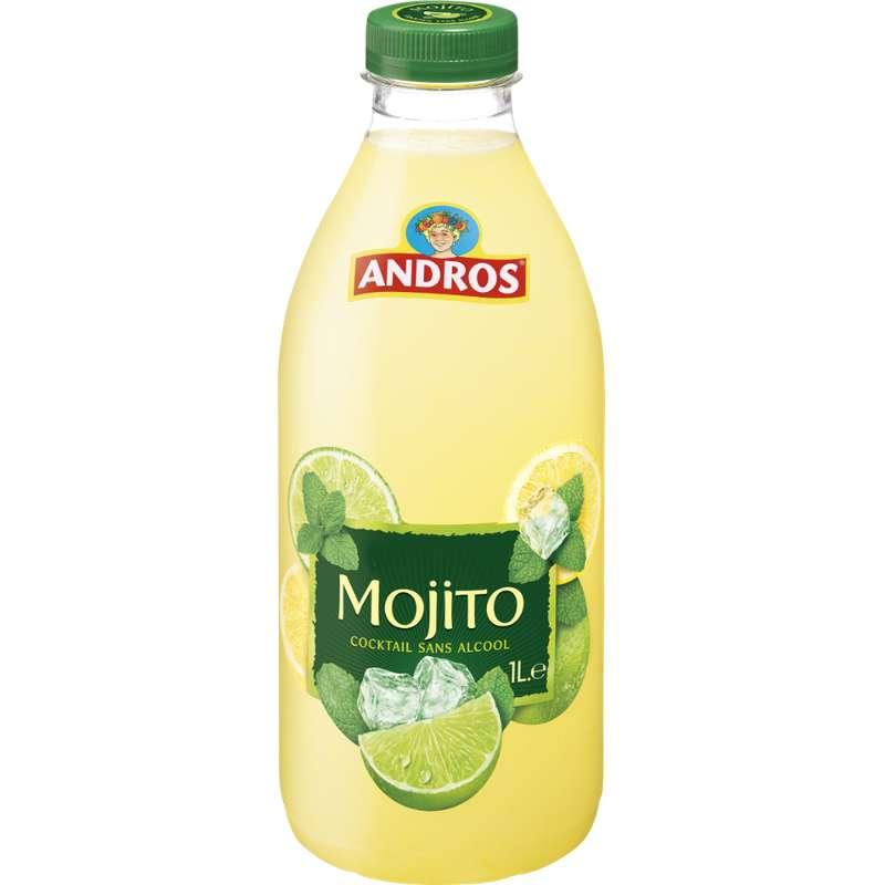 Mojito sans alcool, Andros (1 L)