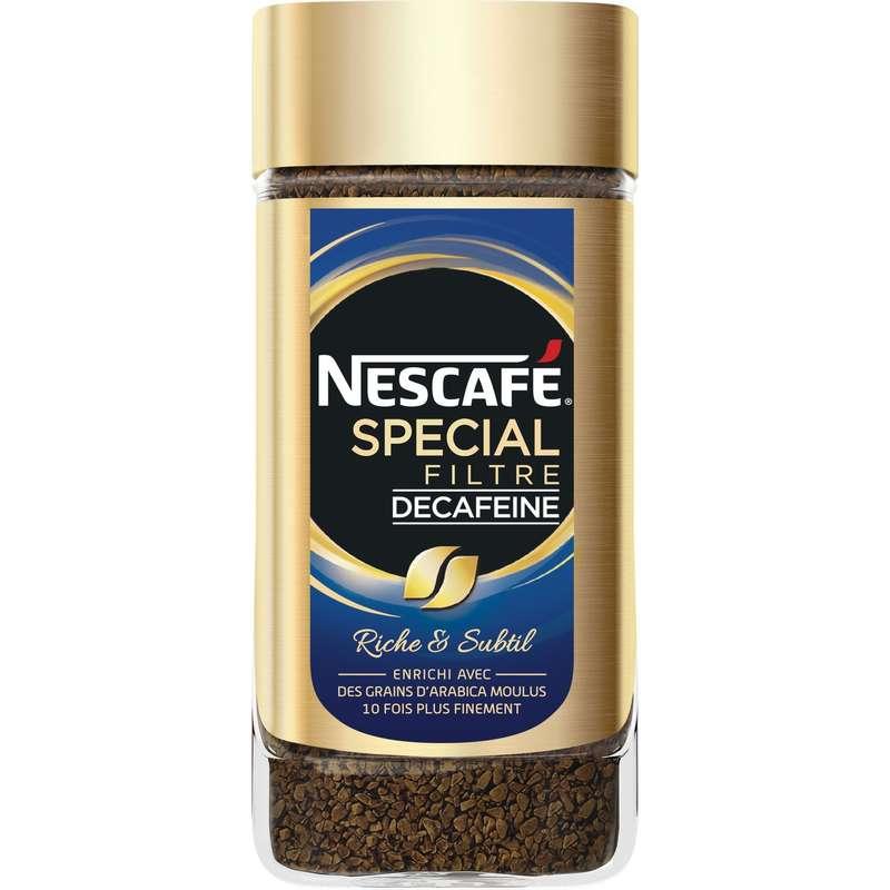 Nescafé spécial filtre décaféiné, Nescafé (200 g)