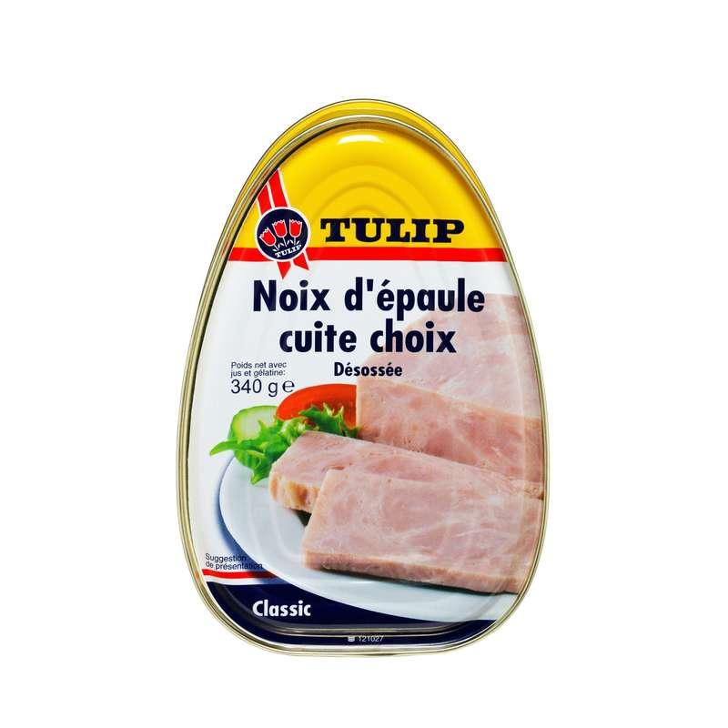 Pâté noix d'épaule cuite choix désossée, Tulip (340 g)