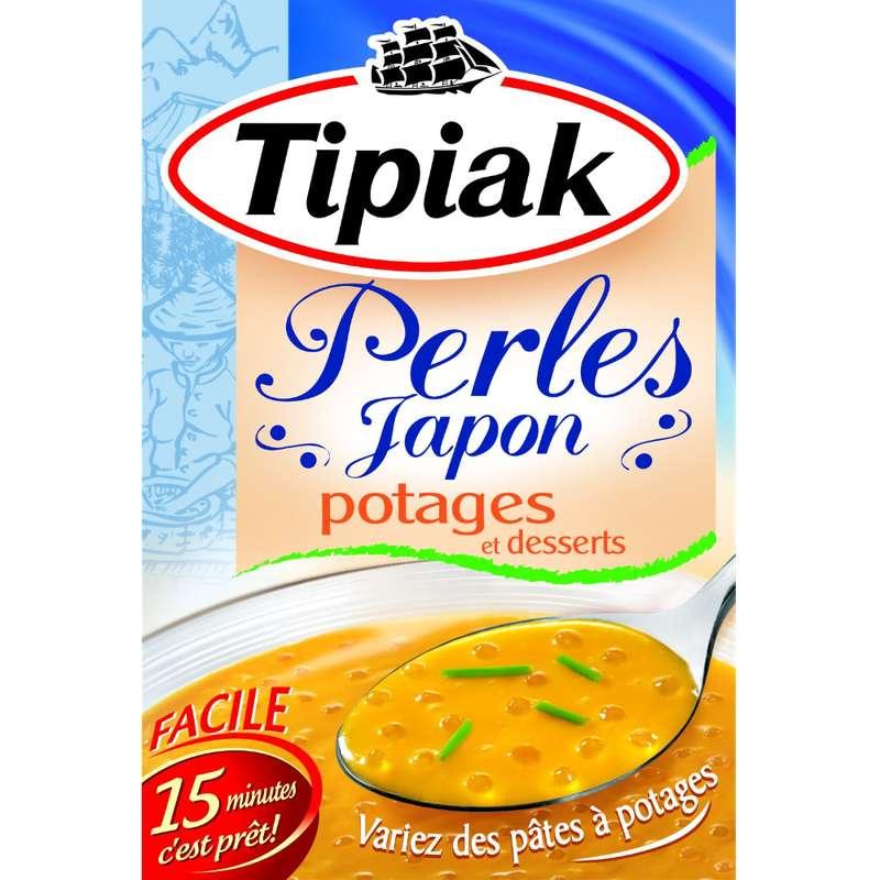 Perles du Japon pour potages et desserts, Tipiak (250 g)
