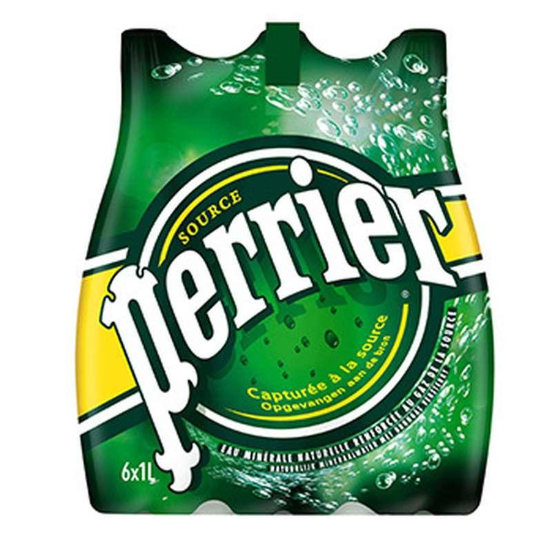 Pack de Perrier (6 x 1 L)
