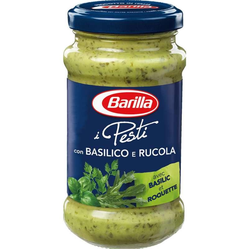 Pesto Basilico & Rucola, Barilla (190 g)