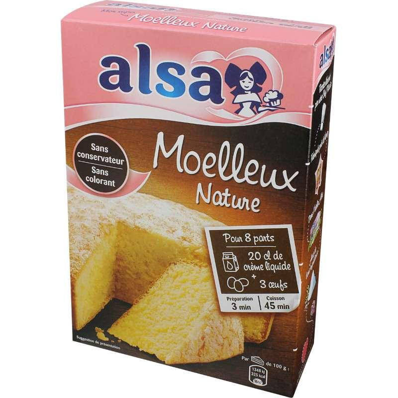 Préparation pour gâteau nature Saveur d'Antan, Alsa (435 g)