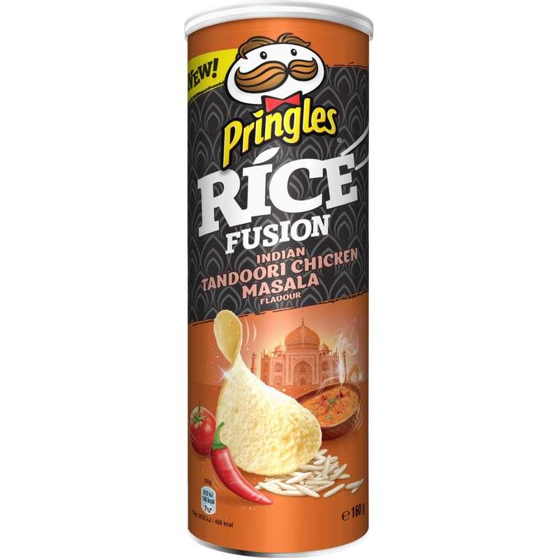 Pringles Rice fusion Indian Tandoori Chicken Masala (160 g)