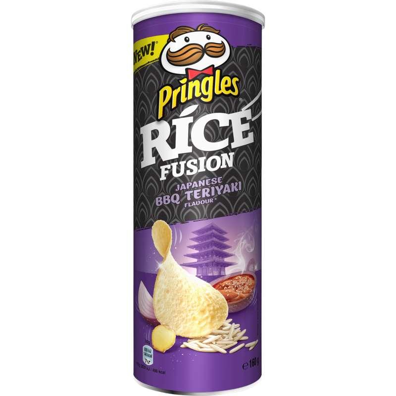 Pringles Rice fusion Japanese BBQ Teriyaki (160 g)