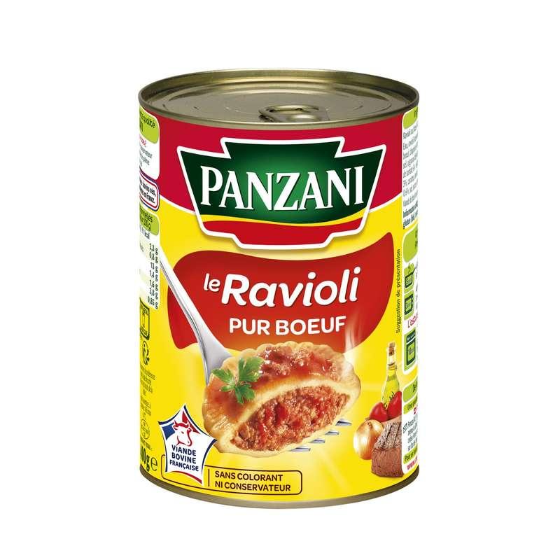 Ravioli Pur Boeuf, Panzani (400 g)