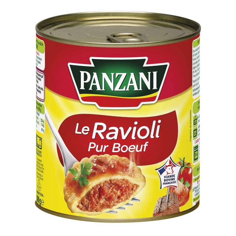Ravioli Pur Boeuf, Panzani (800 g)